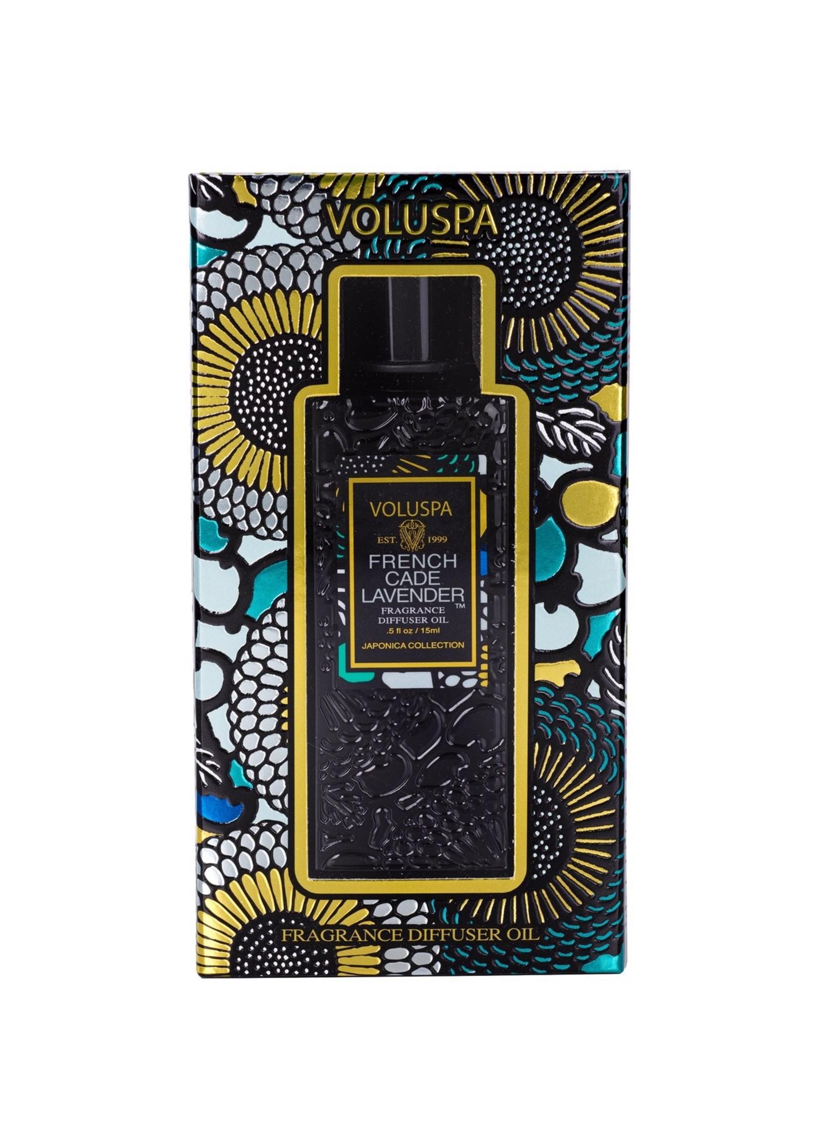 Voluspa French Cade Lavender Ultra Sonic Diffuser Fragrance Oil