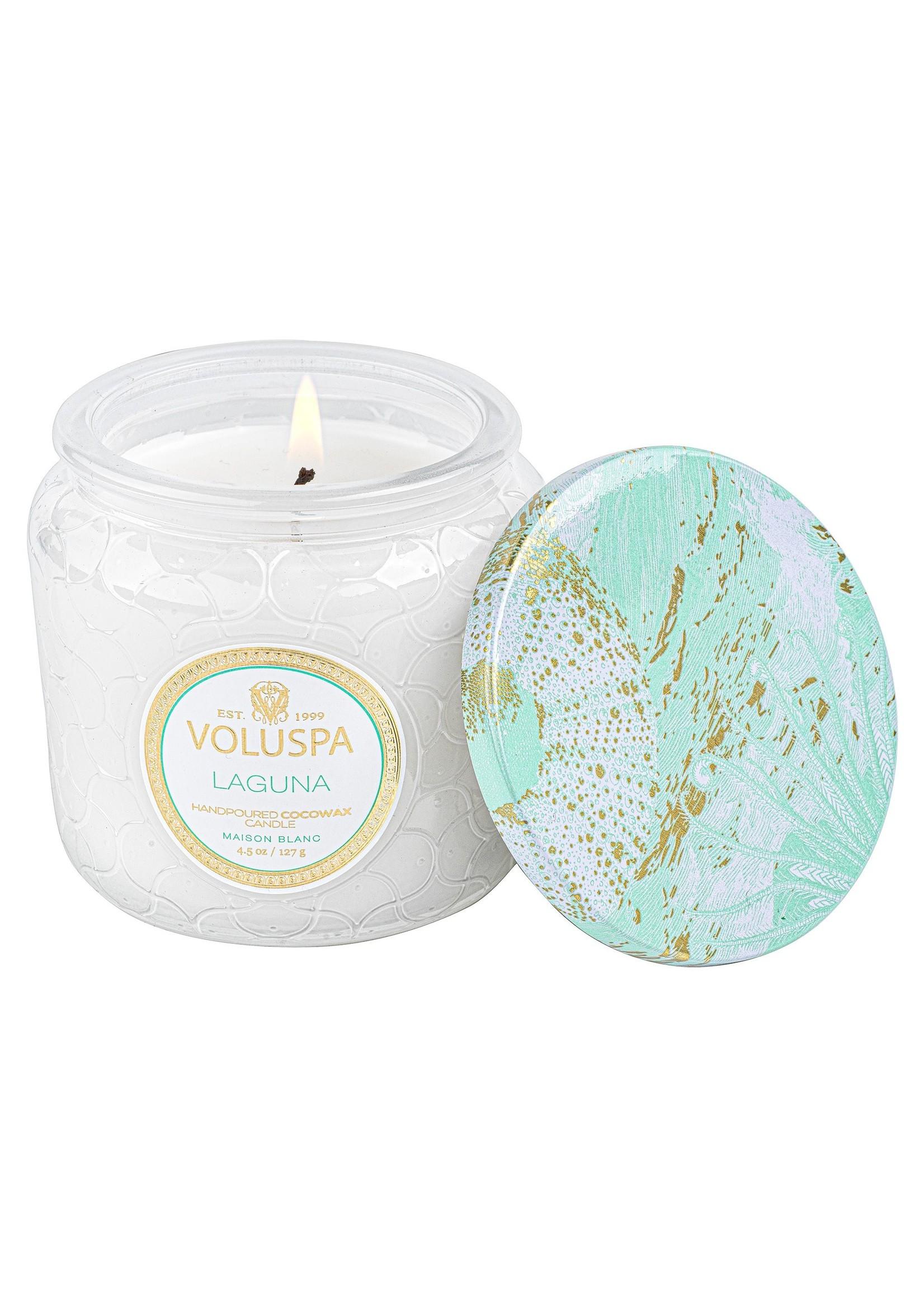 Voluspa Laguna Petite Jar Candle