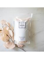So Luxury Salty Mineral Salt Soak - Bergamot Vanilla