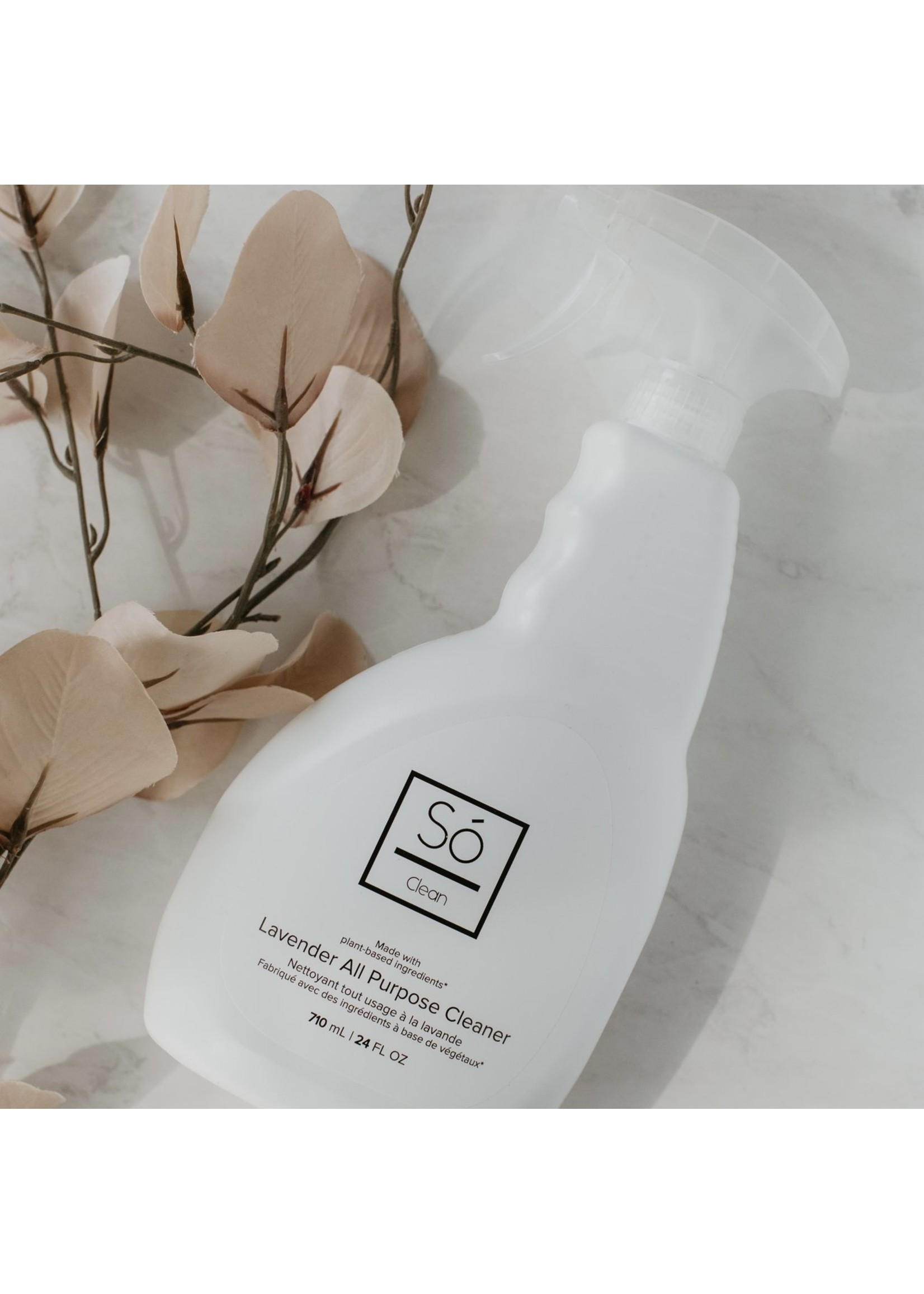 So Luxury Clean - Lavender All Purpose Cleaner