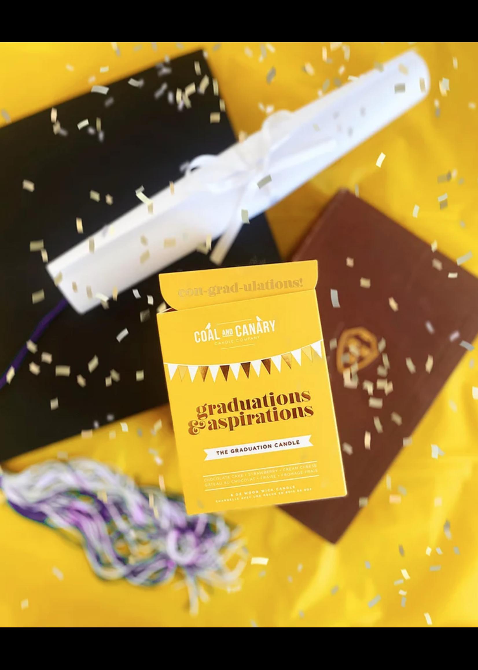 Coal and Canary Graduations & Aspirations