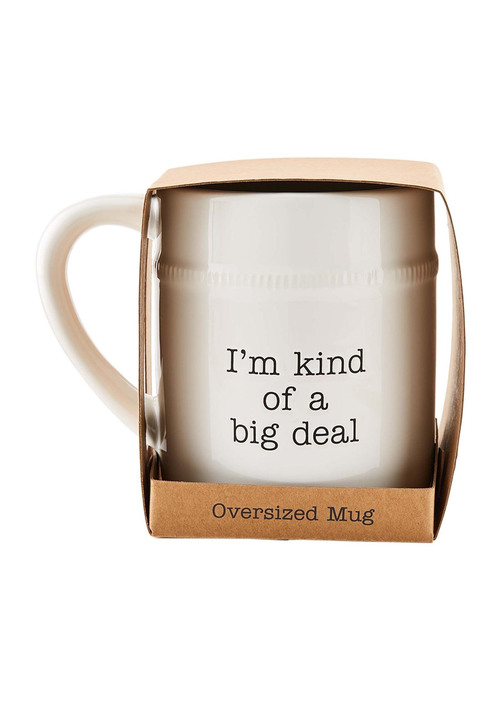 Big Deal Oversized Mug