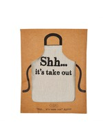 Mud Pie Take Out Packaged Apron