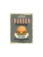 Gourmet Village Burger Garlic Seasoning