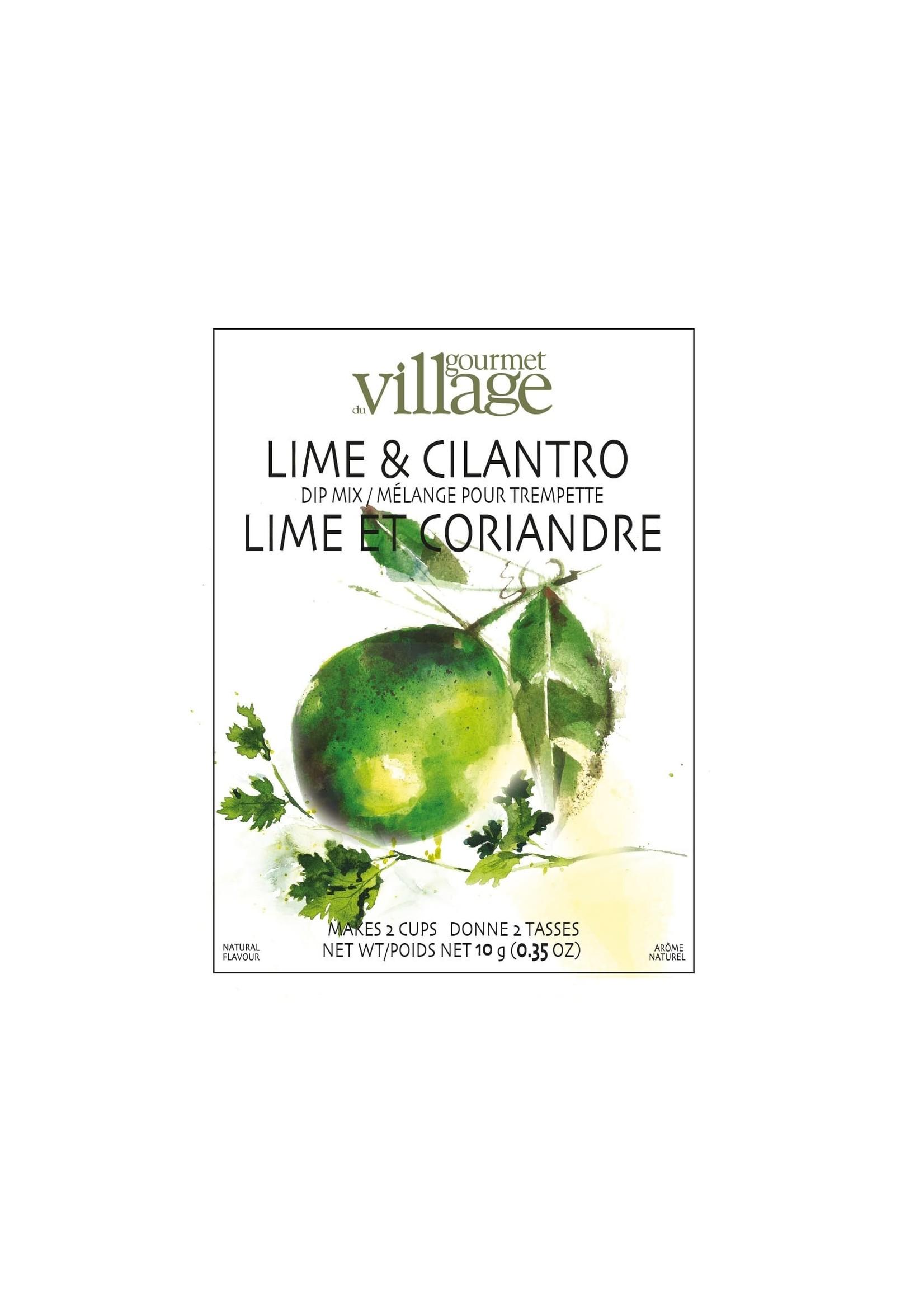 Gourmet Village Lime Cilantro Mix
