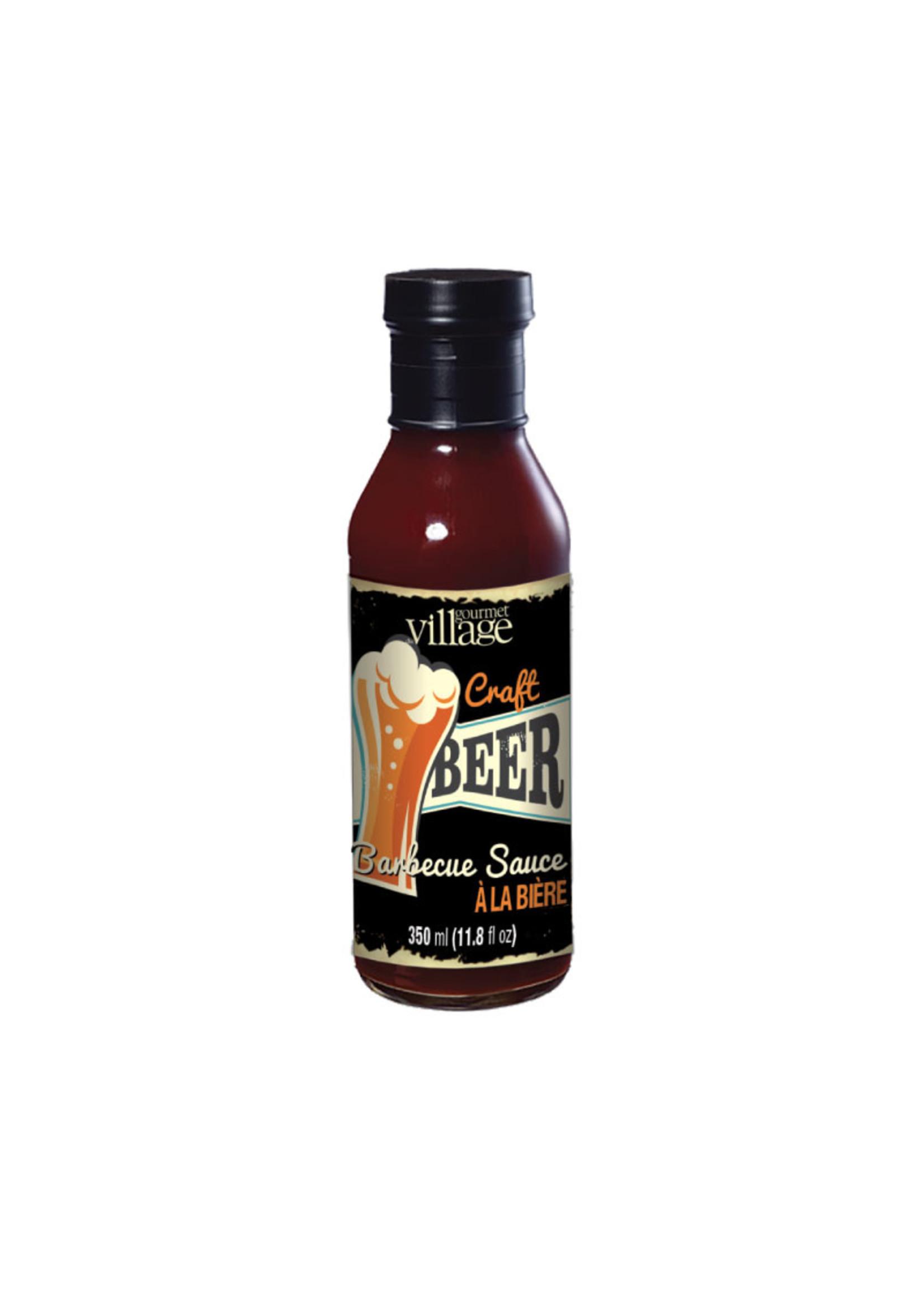 Gourmet Village Beer BBQ Sauce