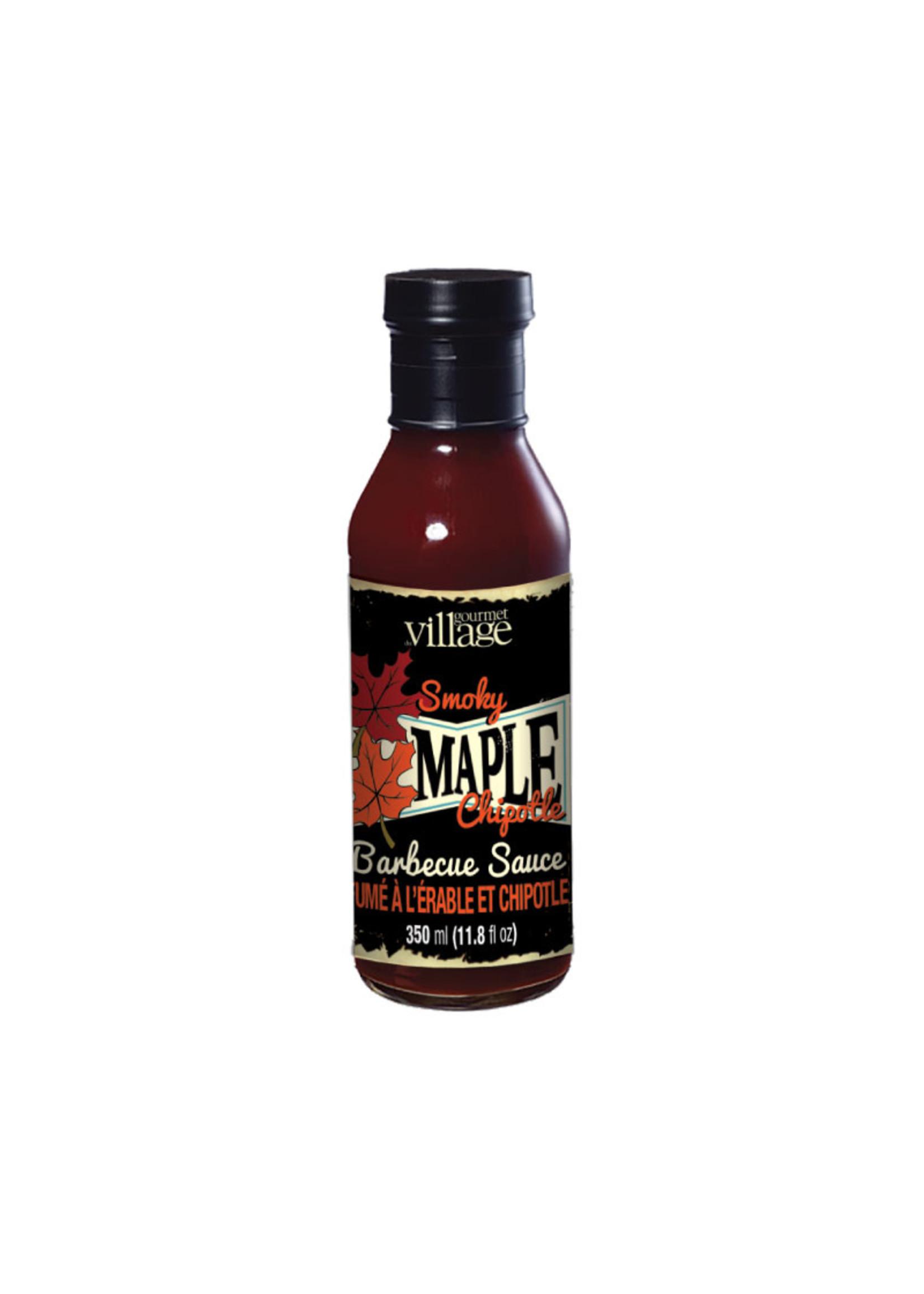 Gourmet Village Maple Chipotle BBQ Sauce