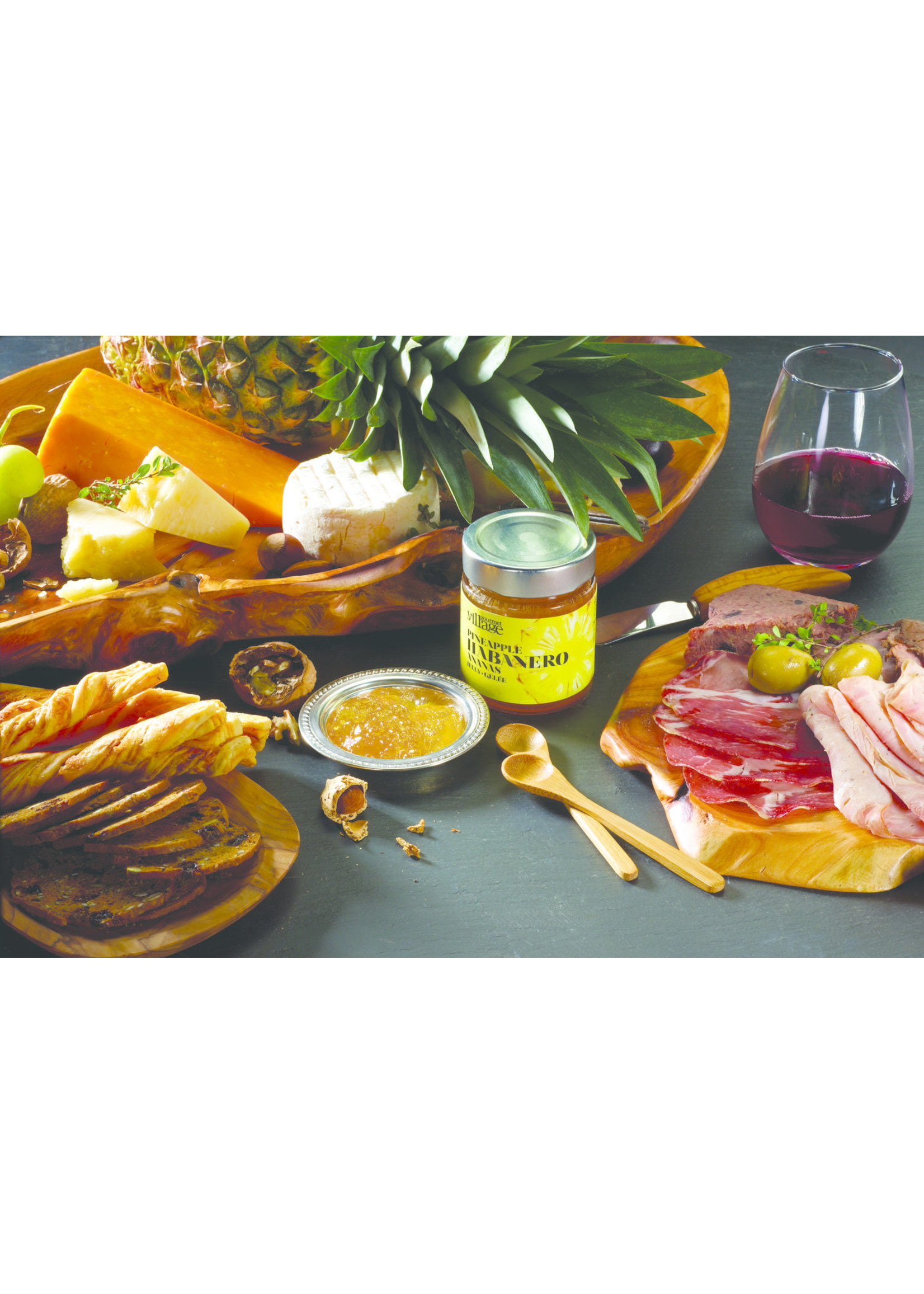 Gourmet Village Pineapple Habanero Jelly