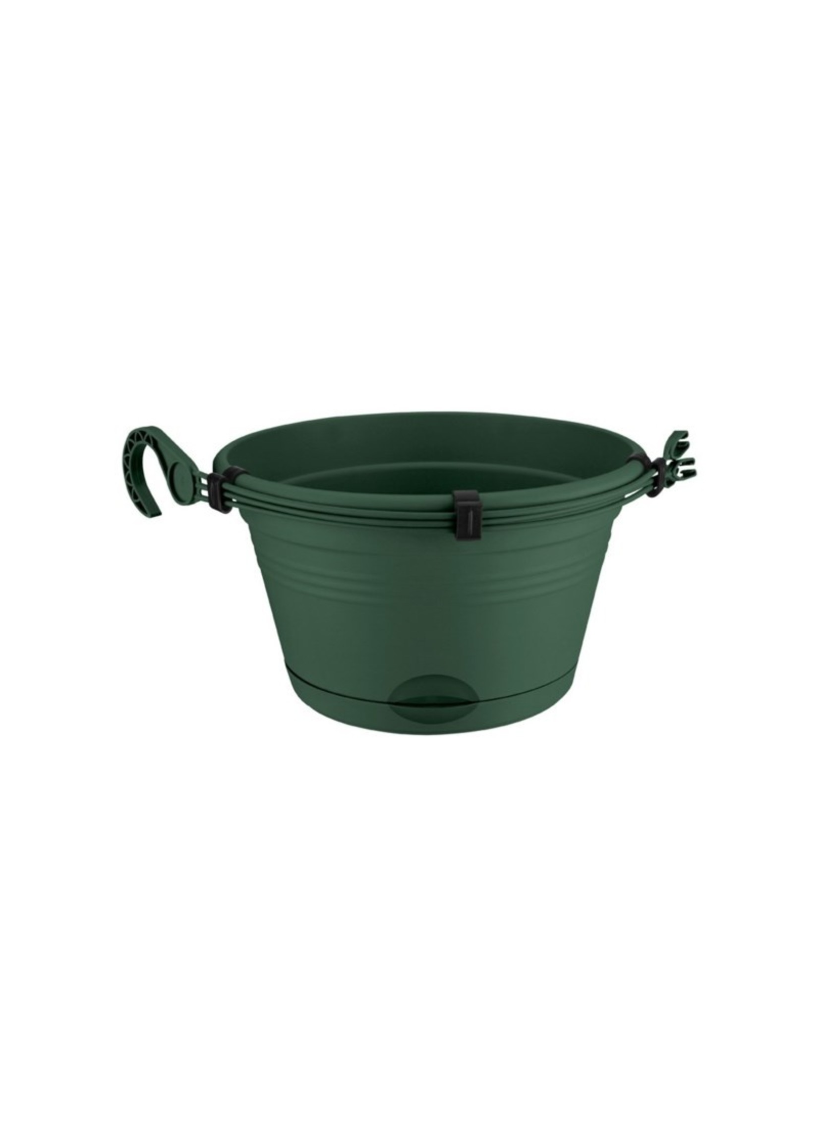 Green Plastic Hanging Basket