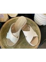 Ilse Jacobsen Tulip Sandal - White Sugar 36