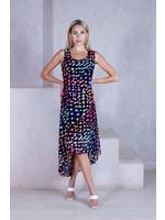 Artex Chiffon Maxi Dress