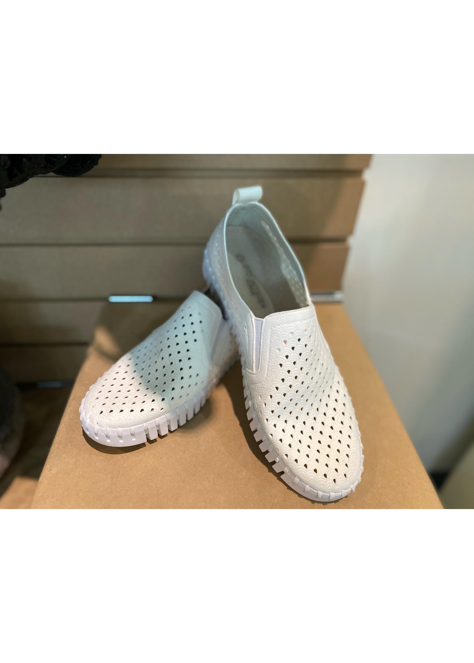Ilse Jacobsen Tulip Shoe White 40