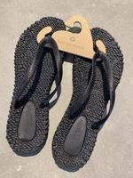 Ilse Jacobsen Cheerful Flip Flop - Black 37