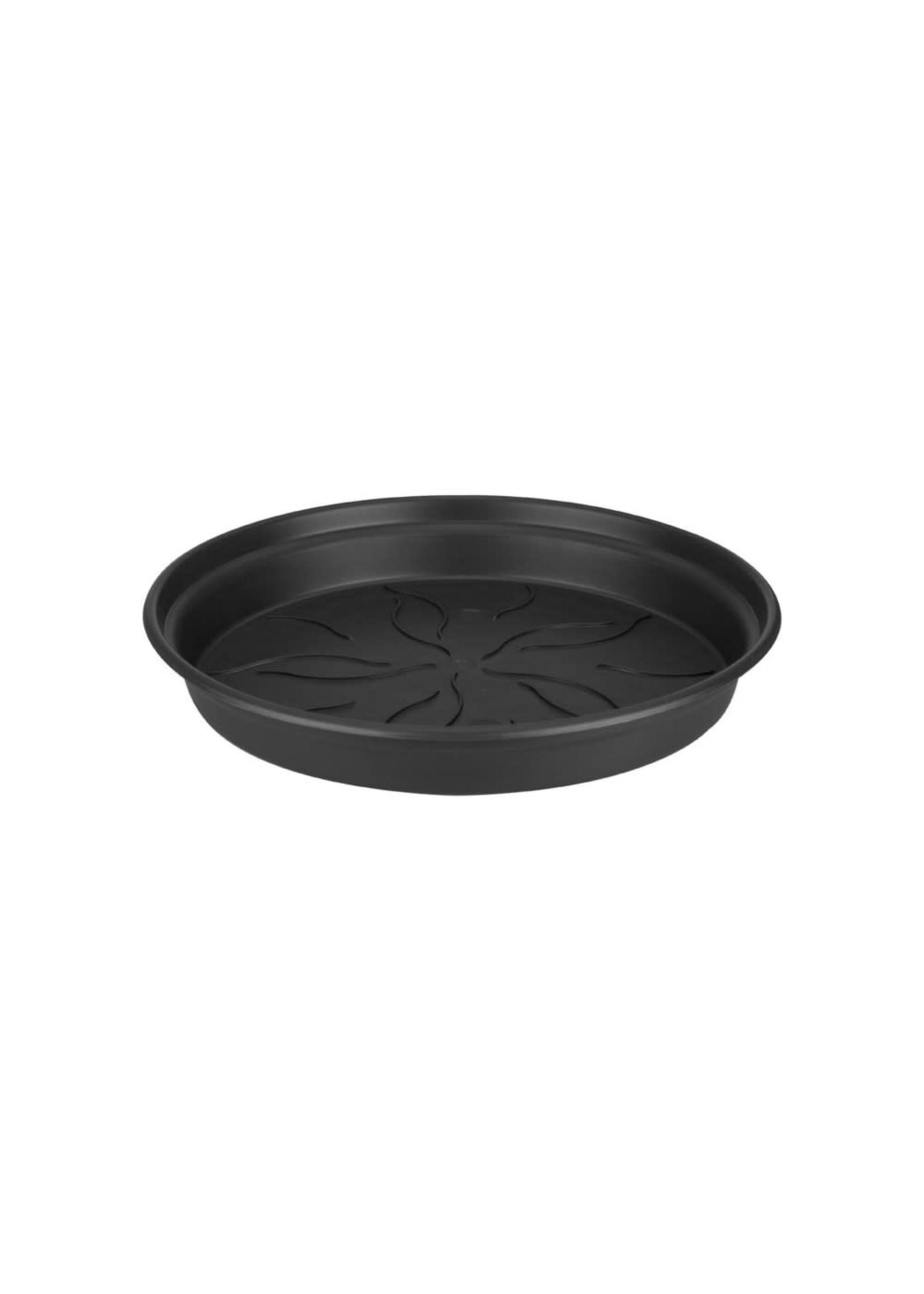 Elho Green Basics saucer 25cm Black