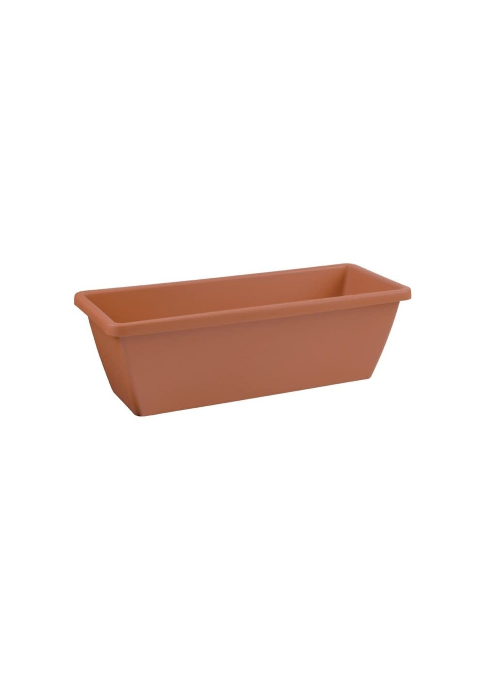 Elho Green Basics trough 50cm Terracotta