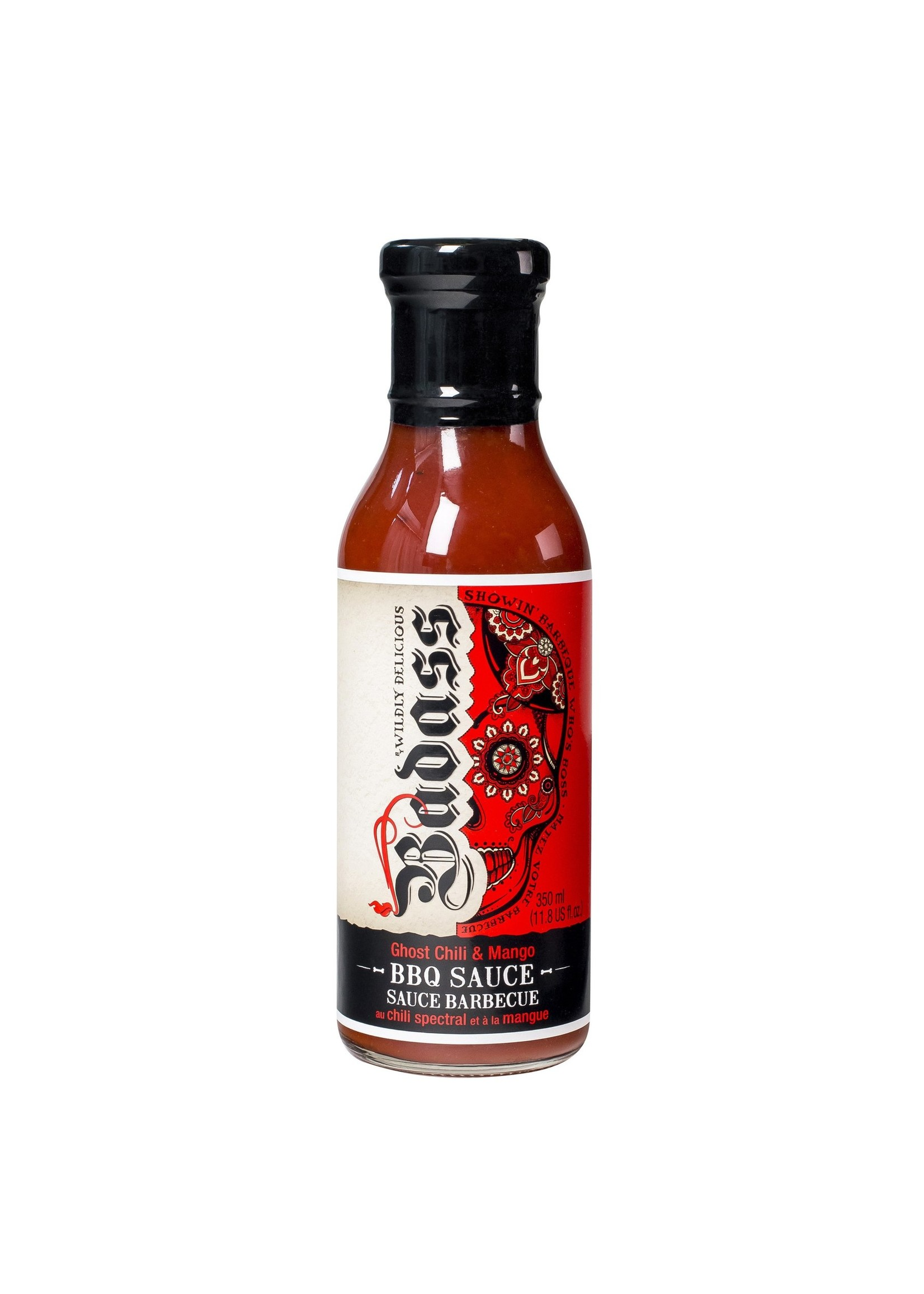 Wildly Delicious Ghost Chili and Mango BBQ Sauce