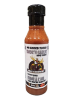 Hot Mamas Crazy Mooskies Smokn Garlic BBQ Sauce 350ml