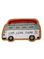 Live Love Camp Coir Mat