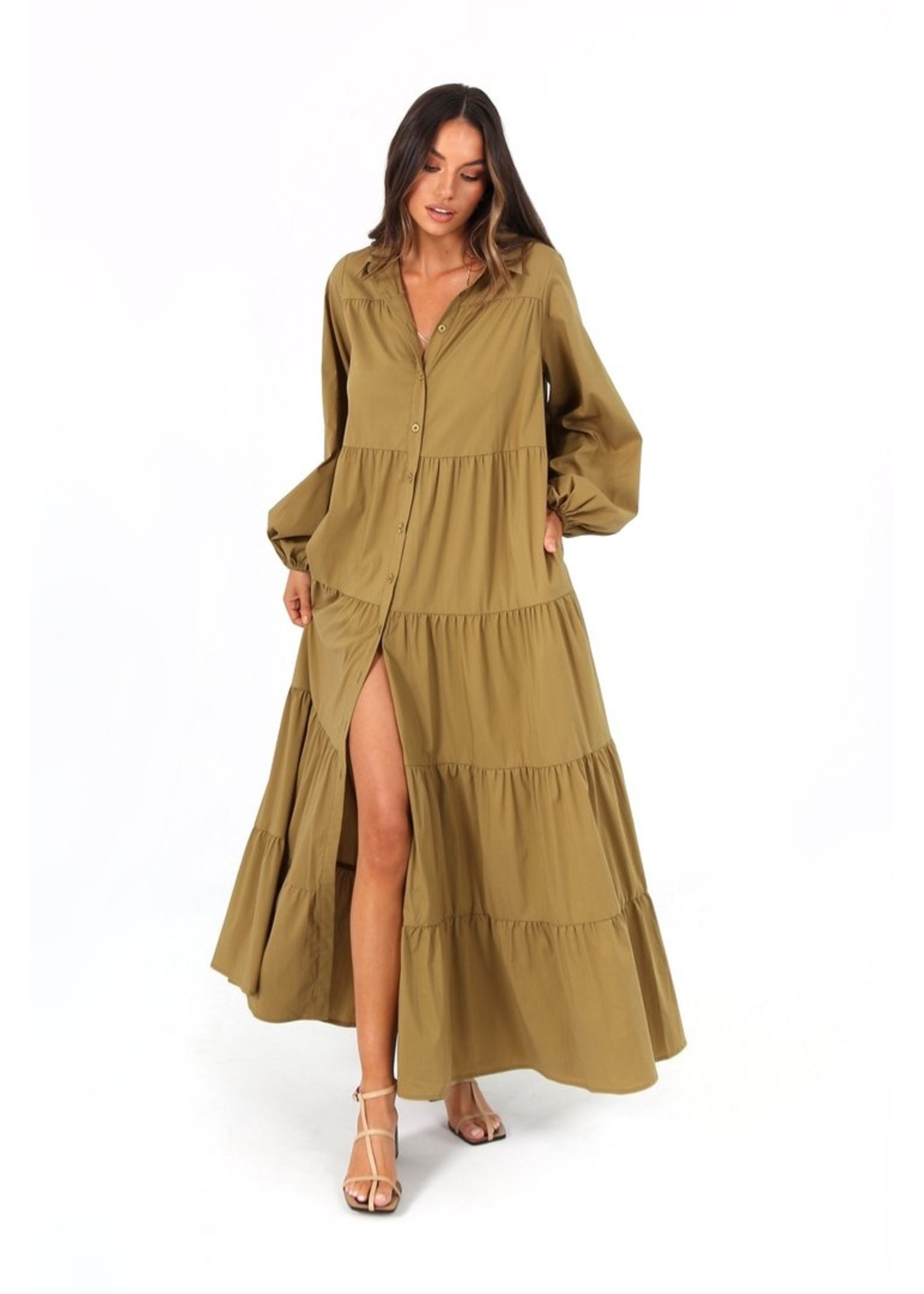 Madison the Label Lexi Maxi Dress