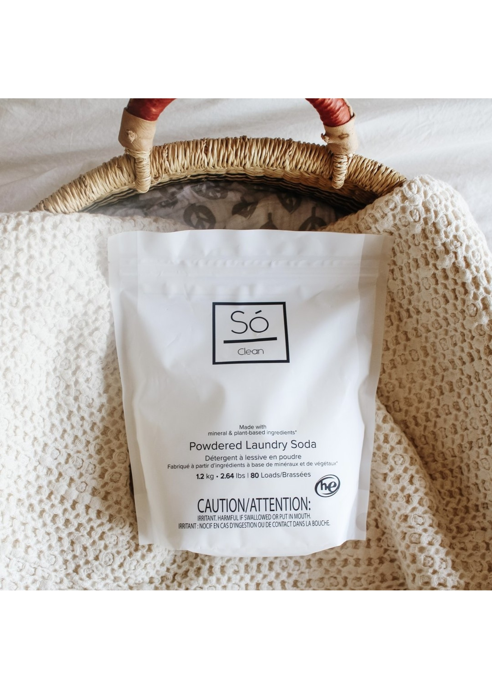 So Luxury Clean - Powdered Laundry Soap