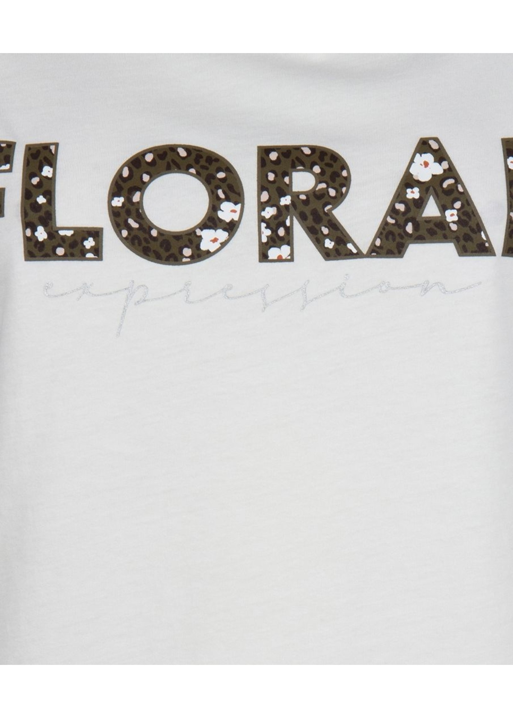Esqualo Floral T-Shirt