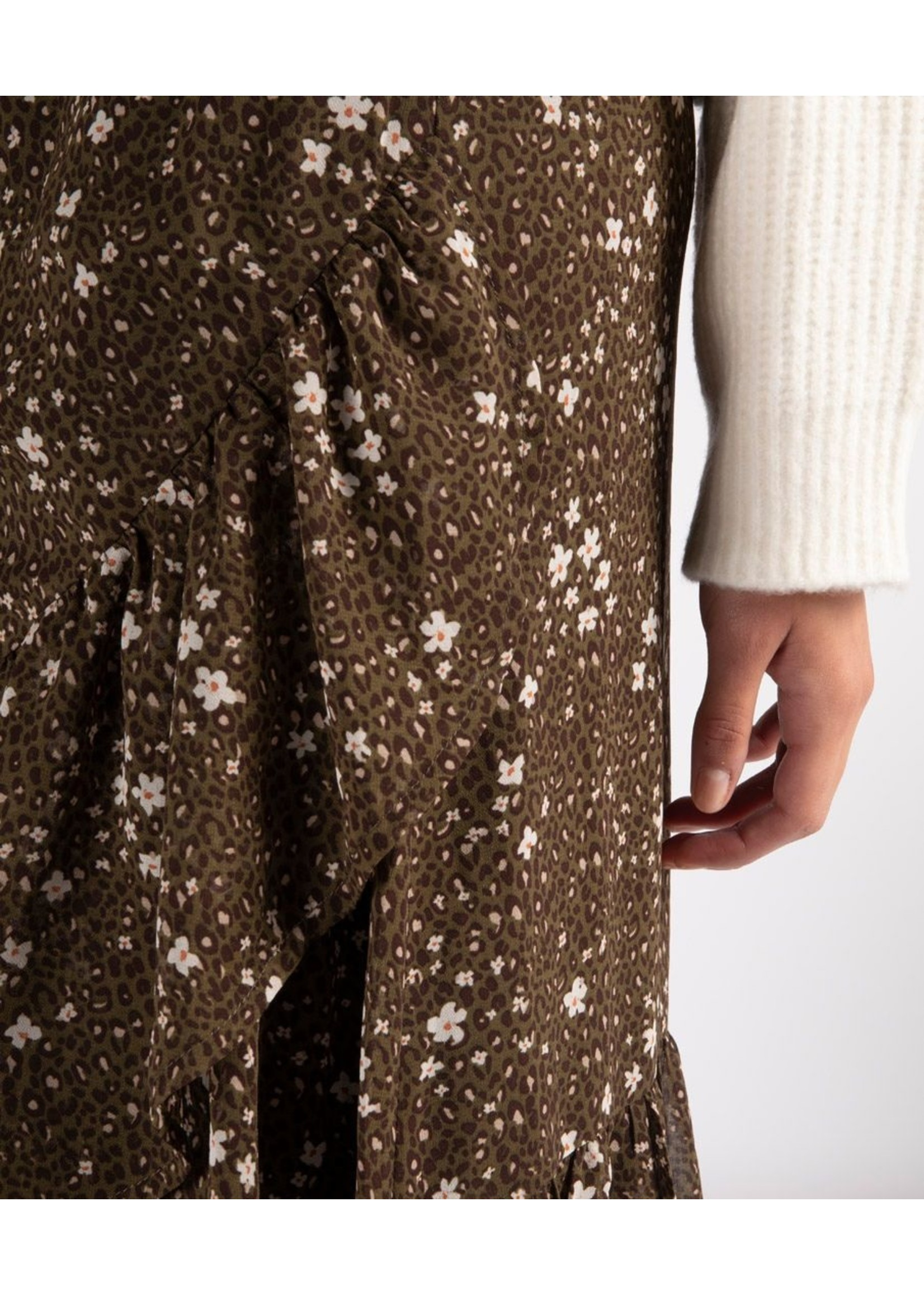 Esqualo Midi Skirt