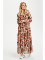 Cream Babette Maxi Dress
