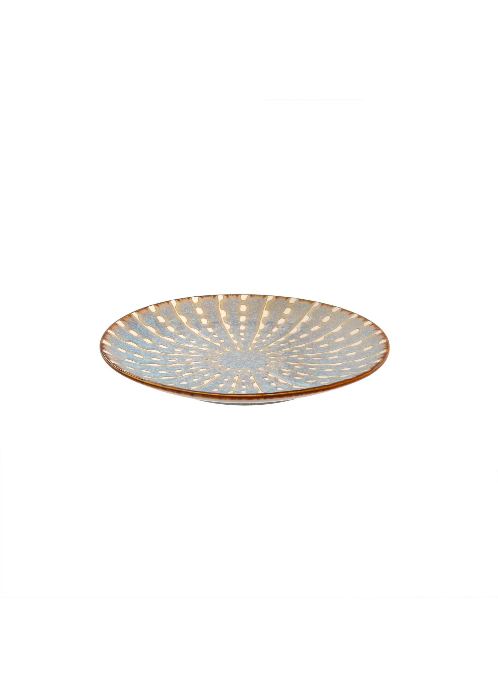 Wisteria Breakfast Plate