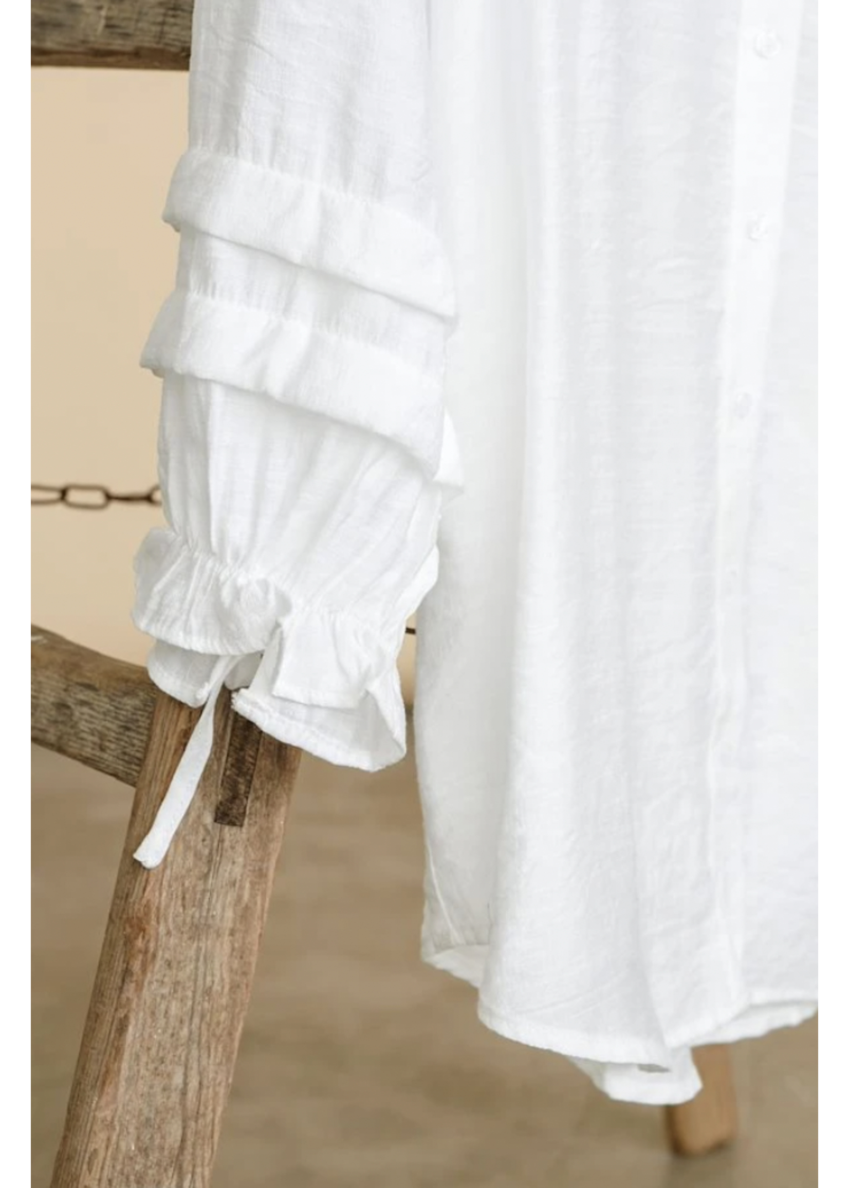 Cream Avie Shirt