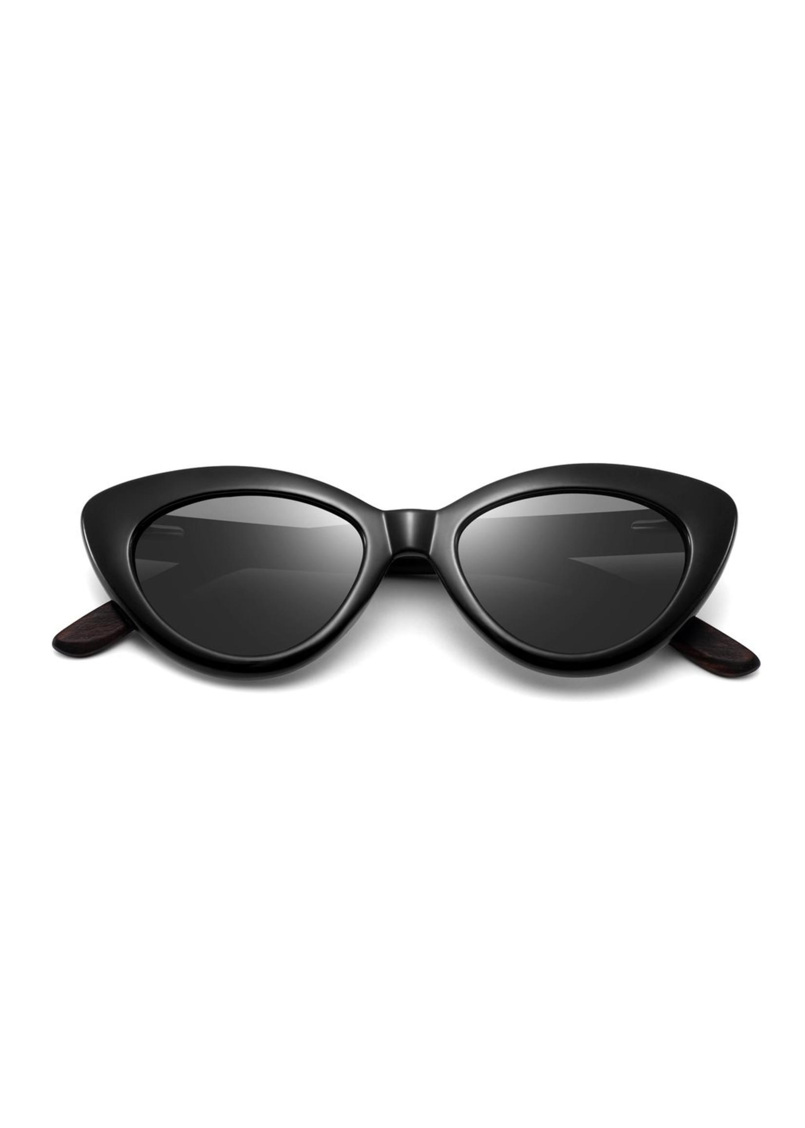 Kuma Sunglasses Paris - Black