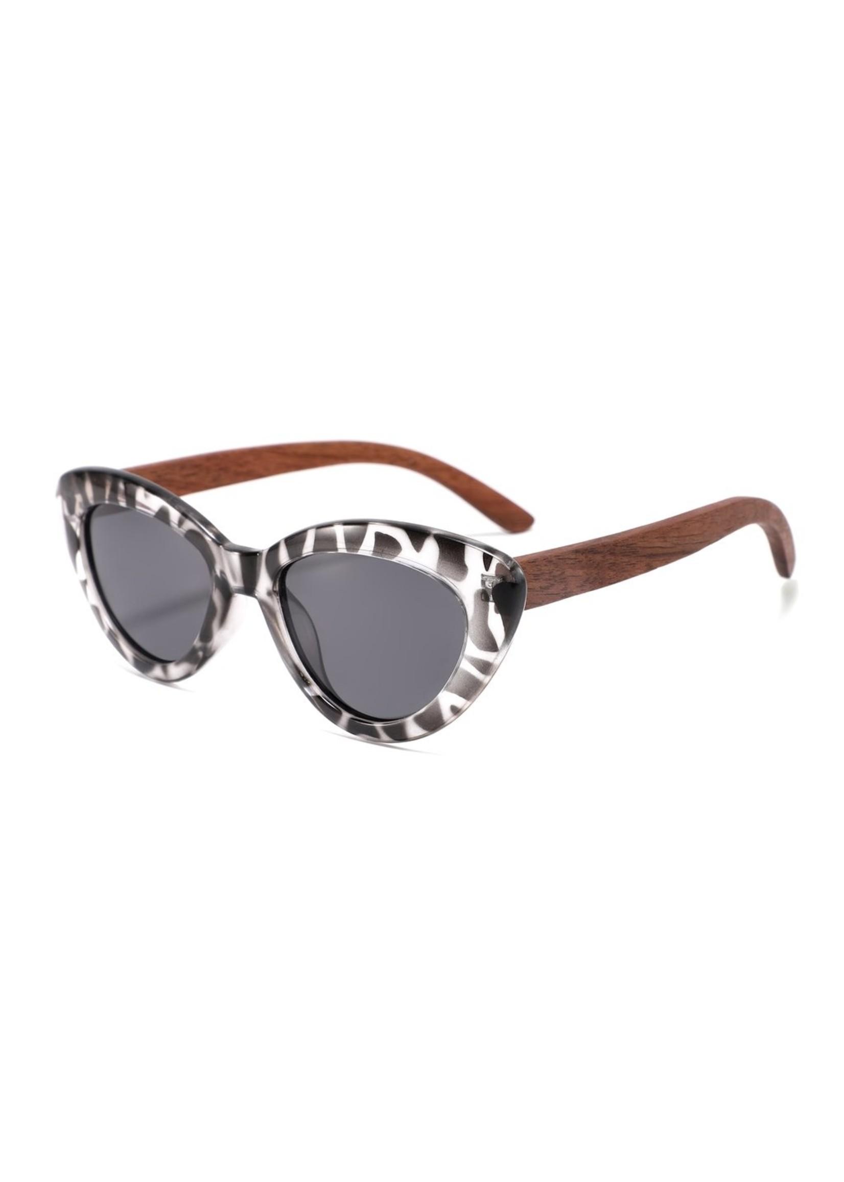 Kuma Sunglasses Paris - Black Tortoise