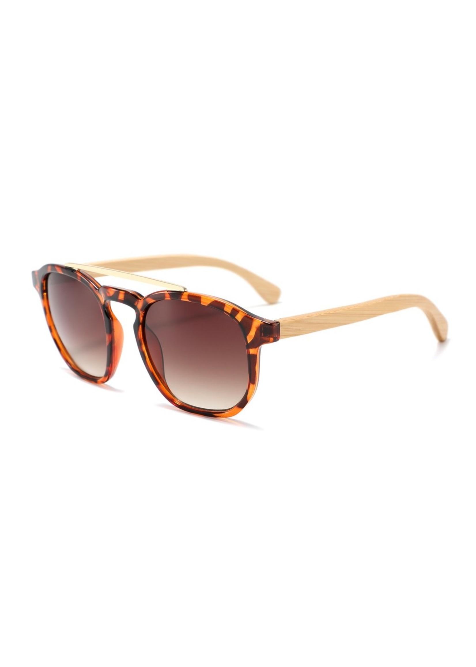 Kuma Sunglasses Eucalyptus - Tortoise