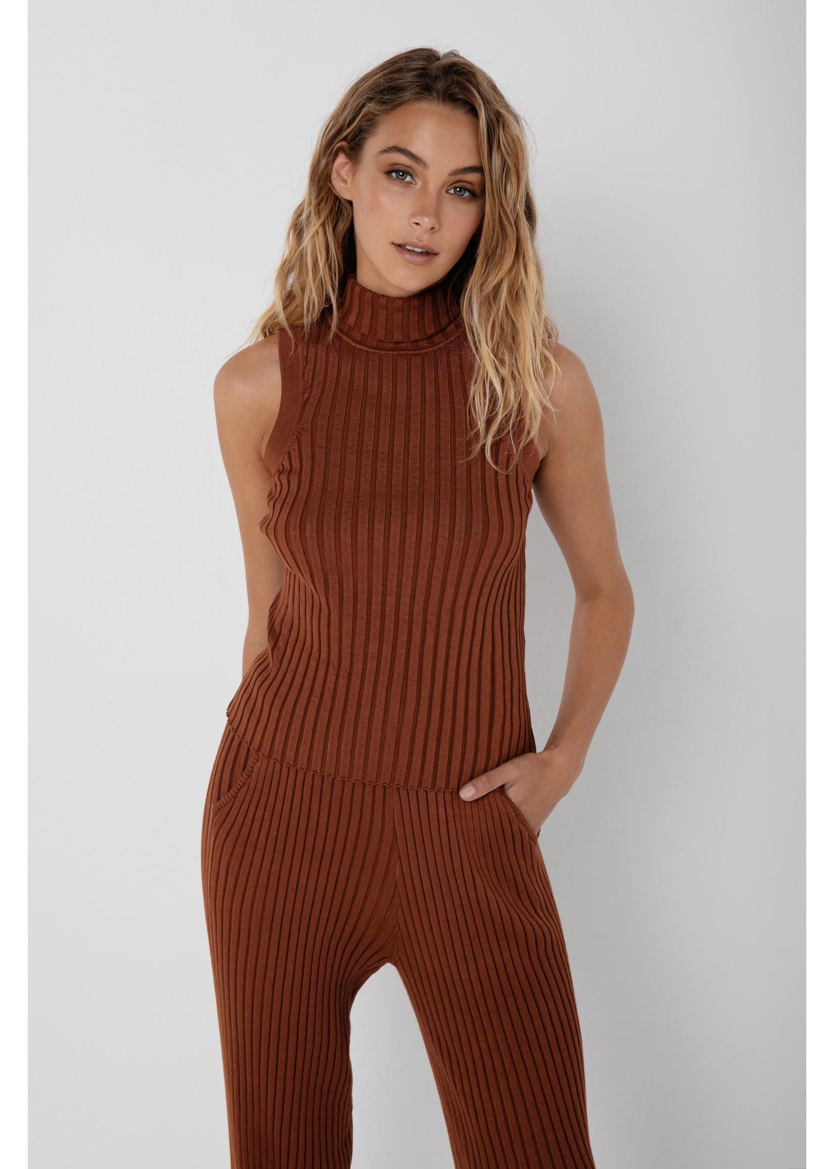 Madison the Label Gabbi Knit Top