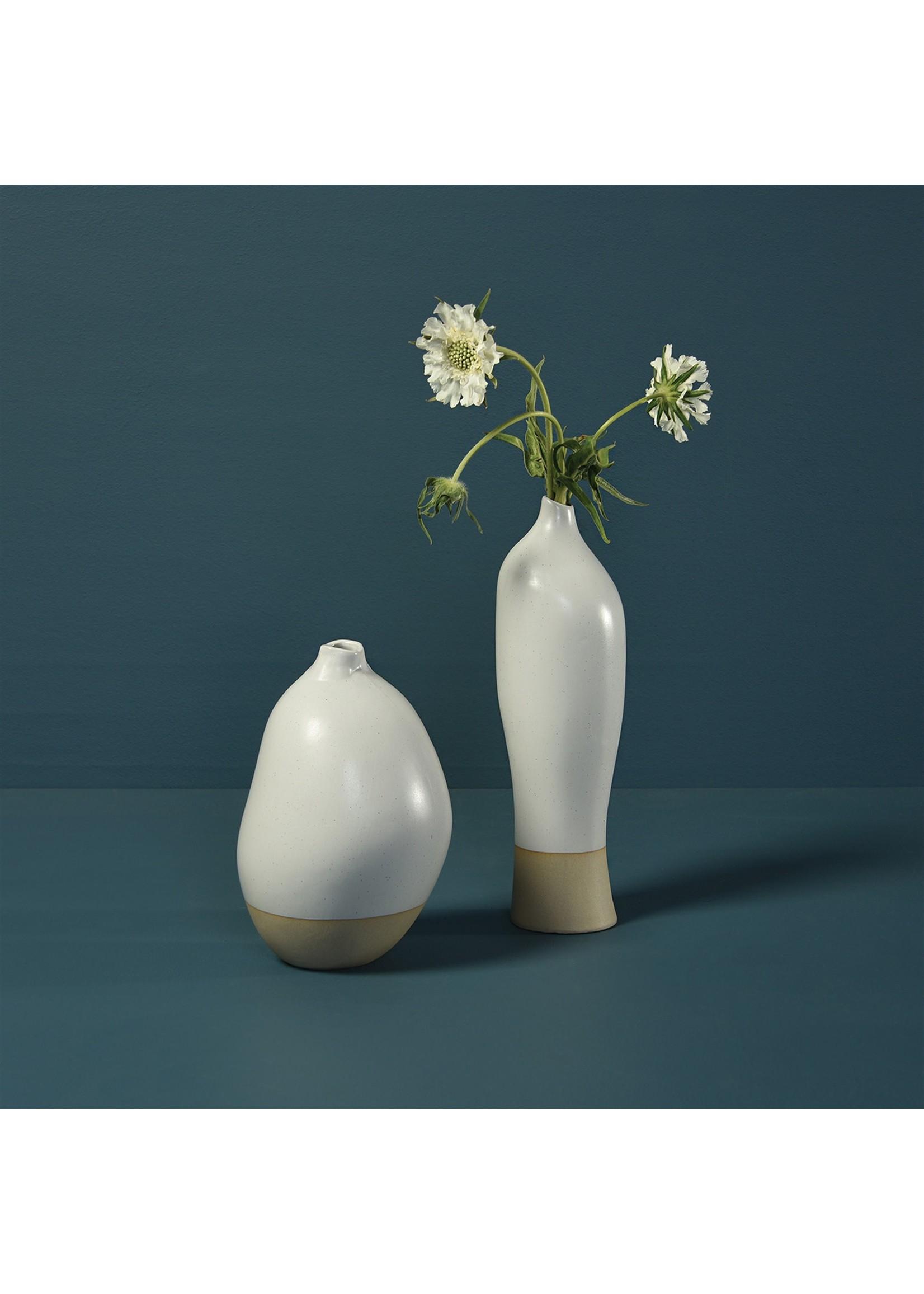 HomArt Rona Ceramic Vase - small