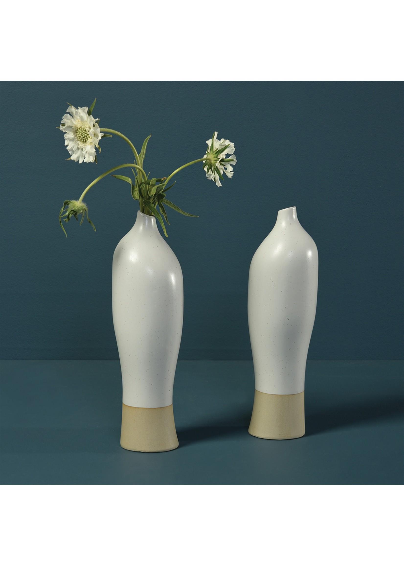 HomArt Rona Ceramic Vase - medium