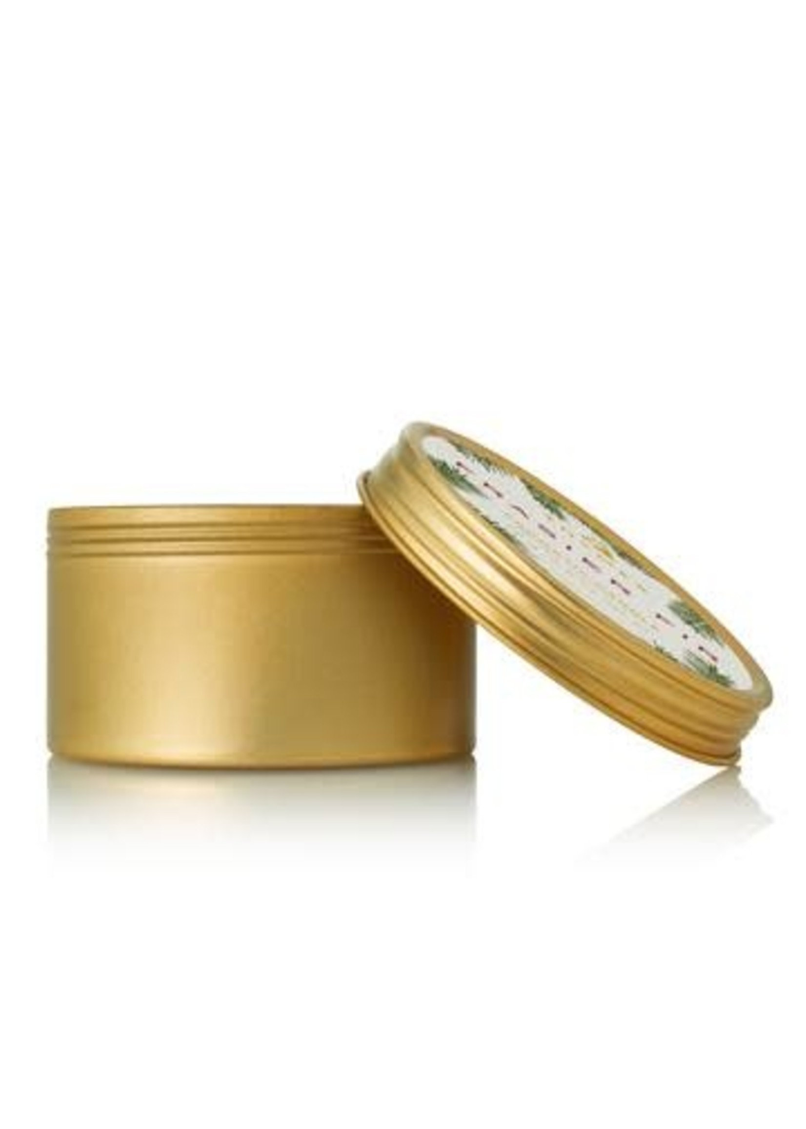Thymes Frasier Fir Poured Candle - Travel Tin