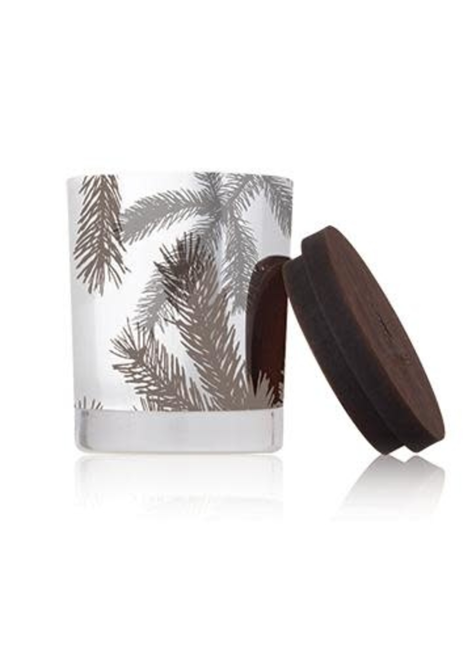 Thymes Frasier Fir Small Statement Candle - PIne Needle