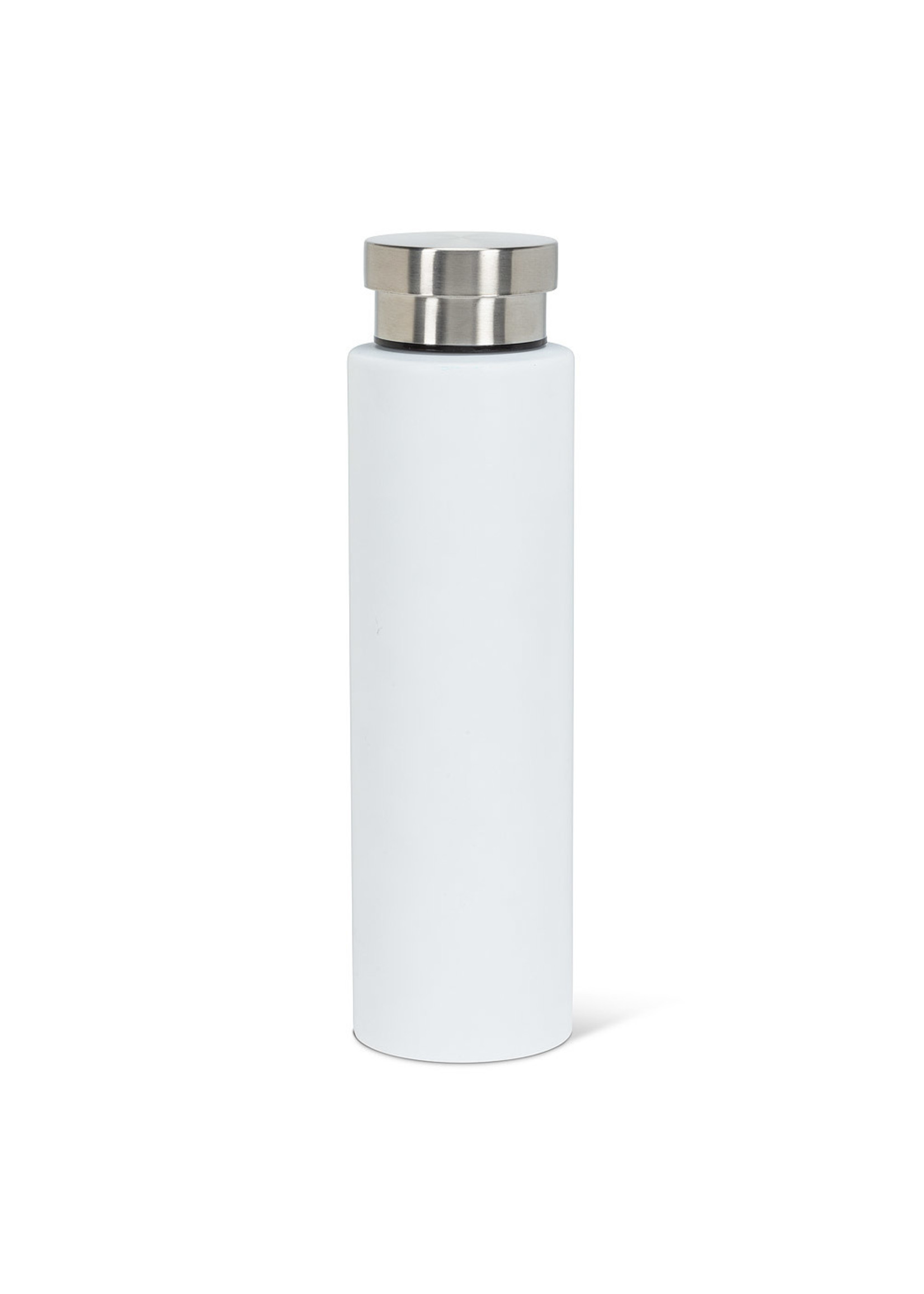 Bevi Insulated White Bottle - 28oz
