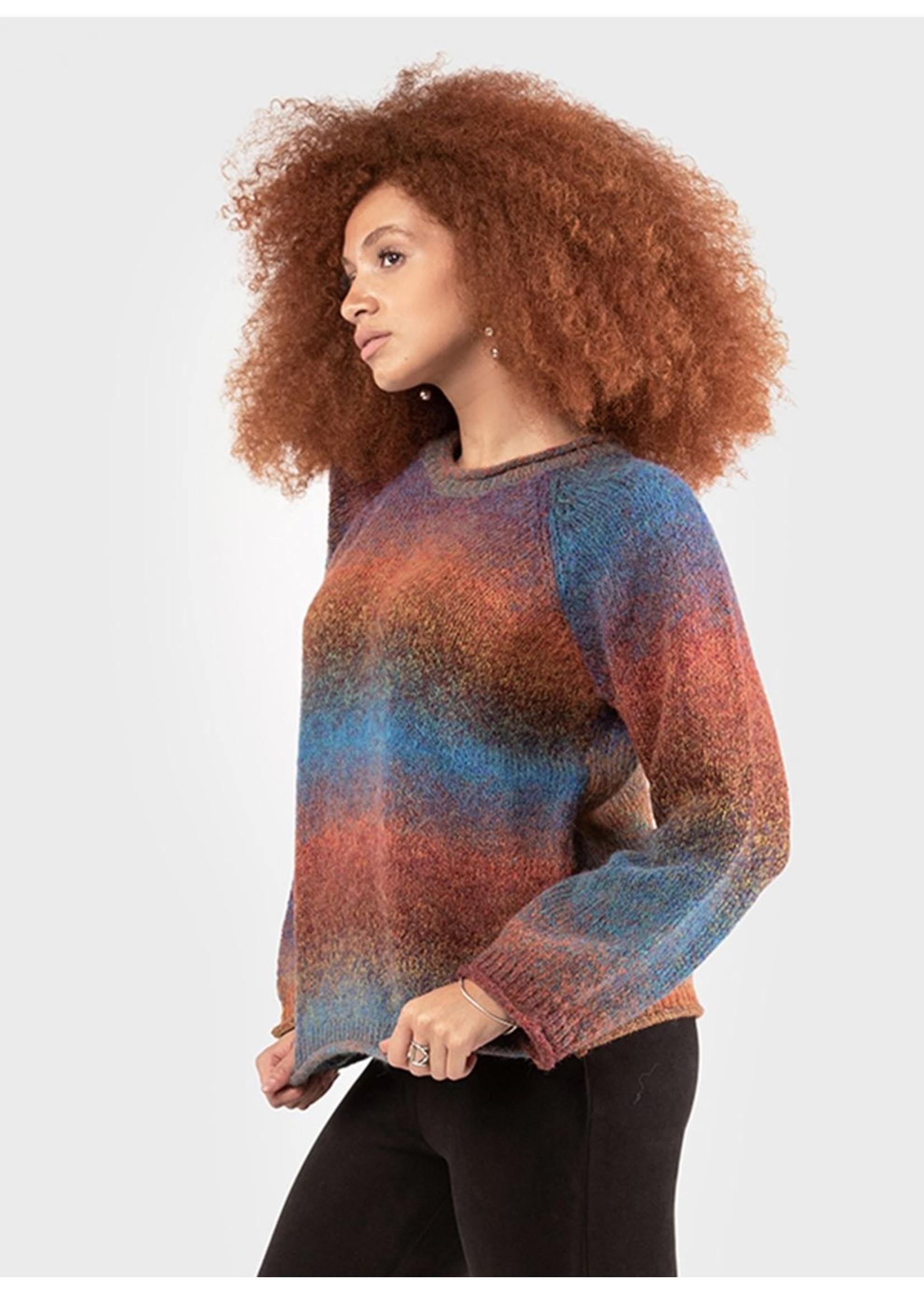 Dex Space Dye Sweater