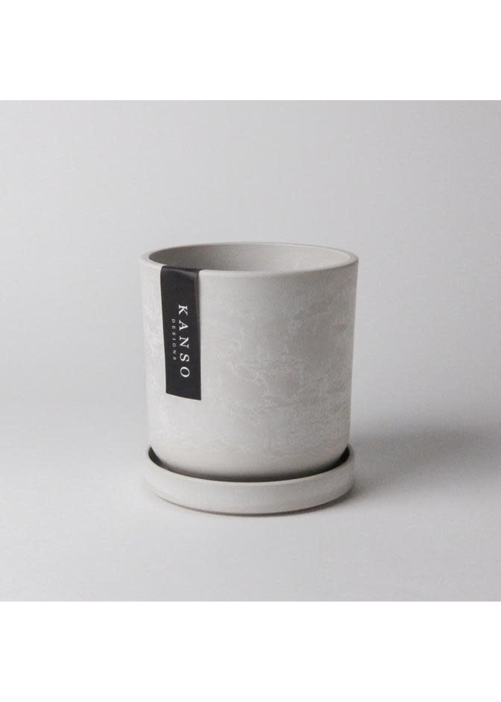 """Kanso Designs 4"""" saucer"""