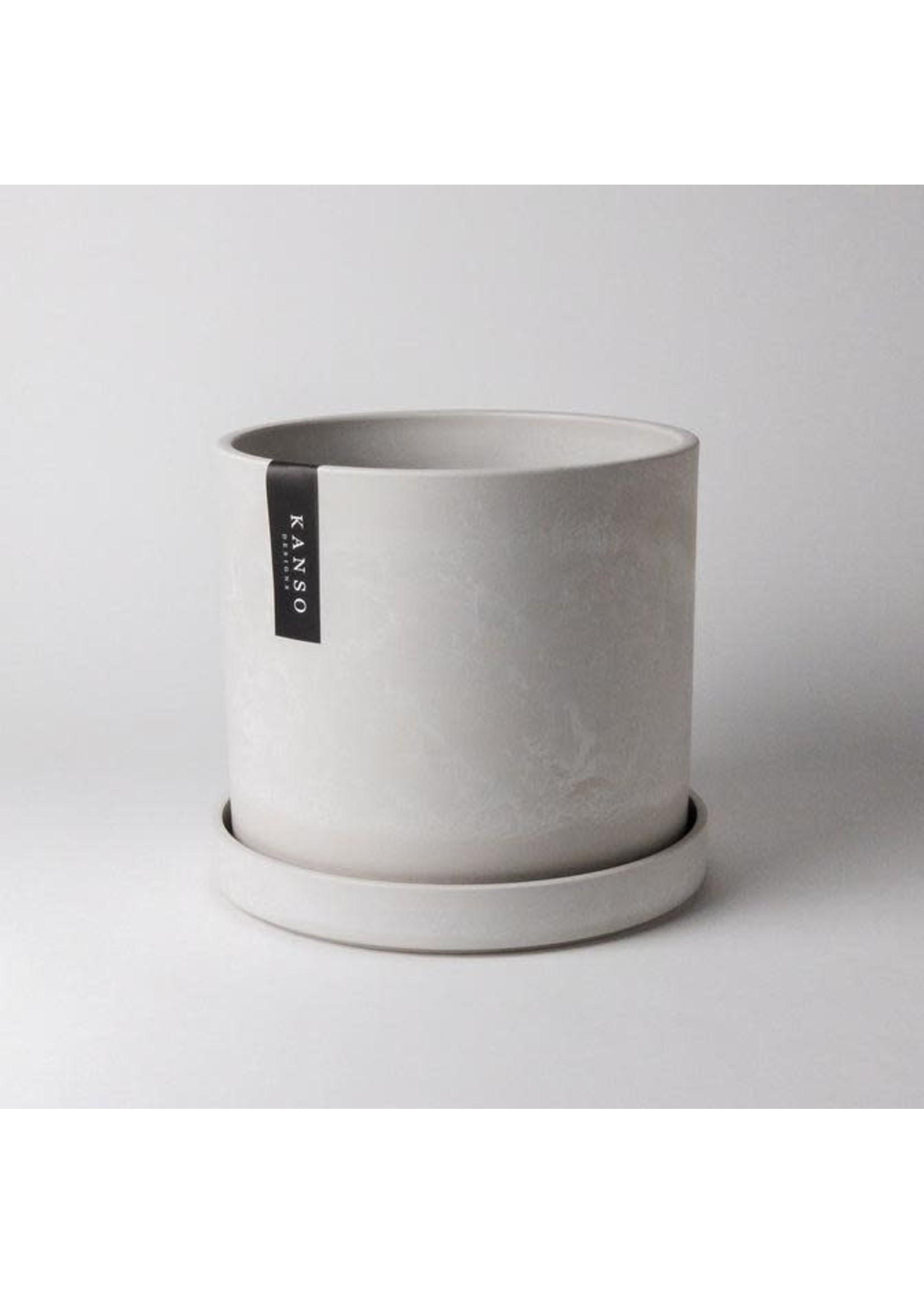"""Kanso Designs 8"""" Saucer"""