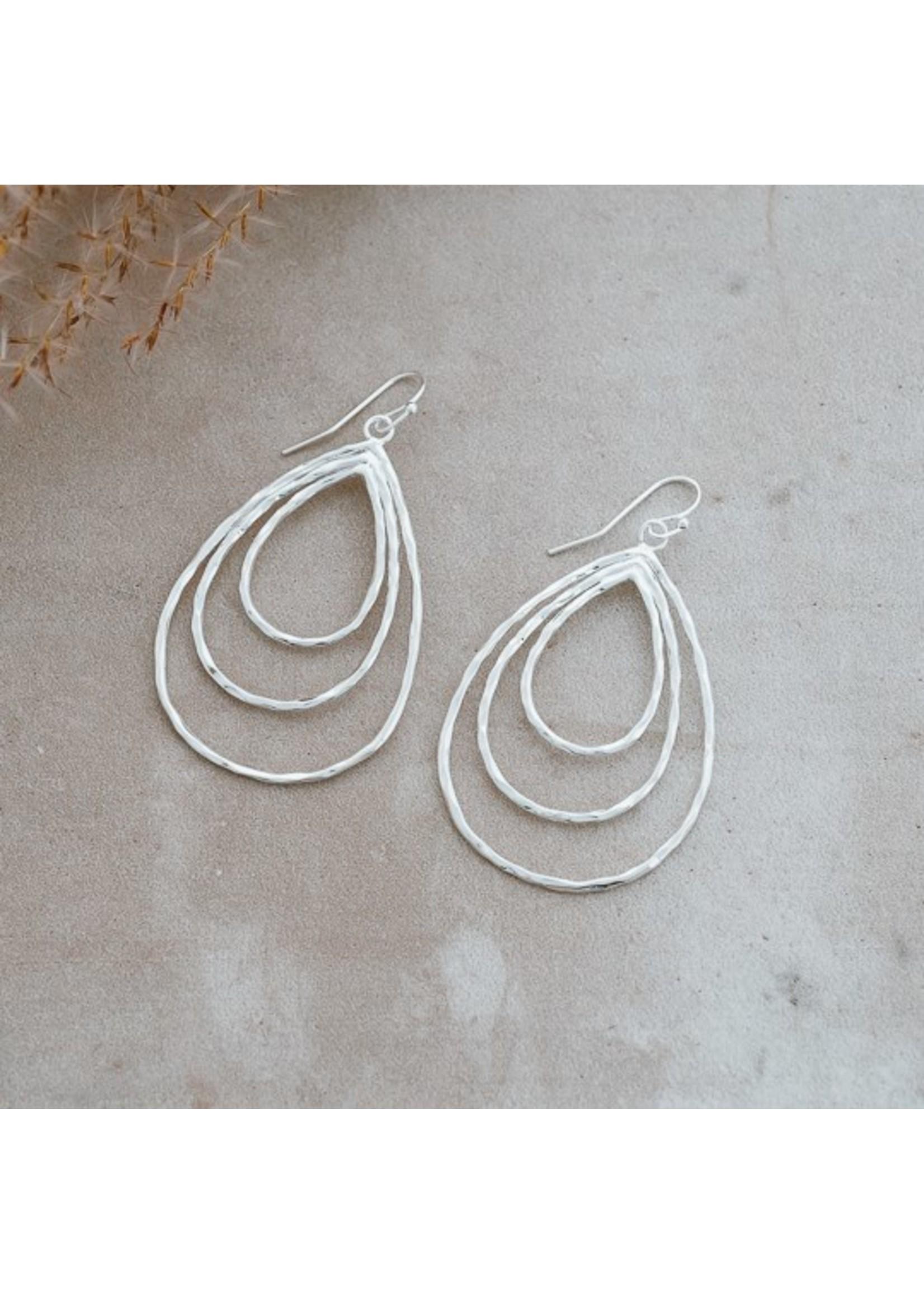 Glee Jewlery Divergence Earrings