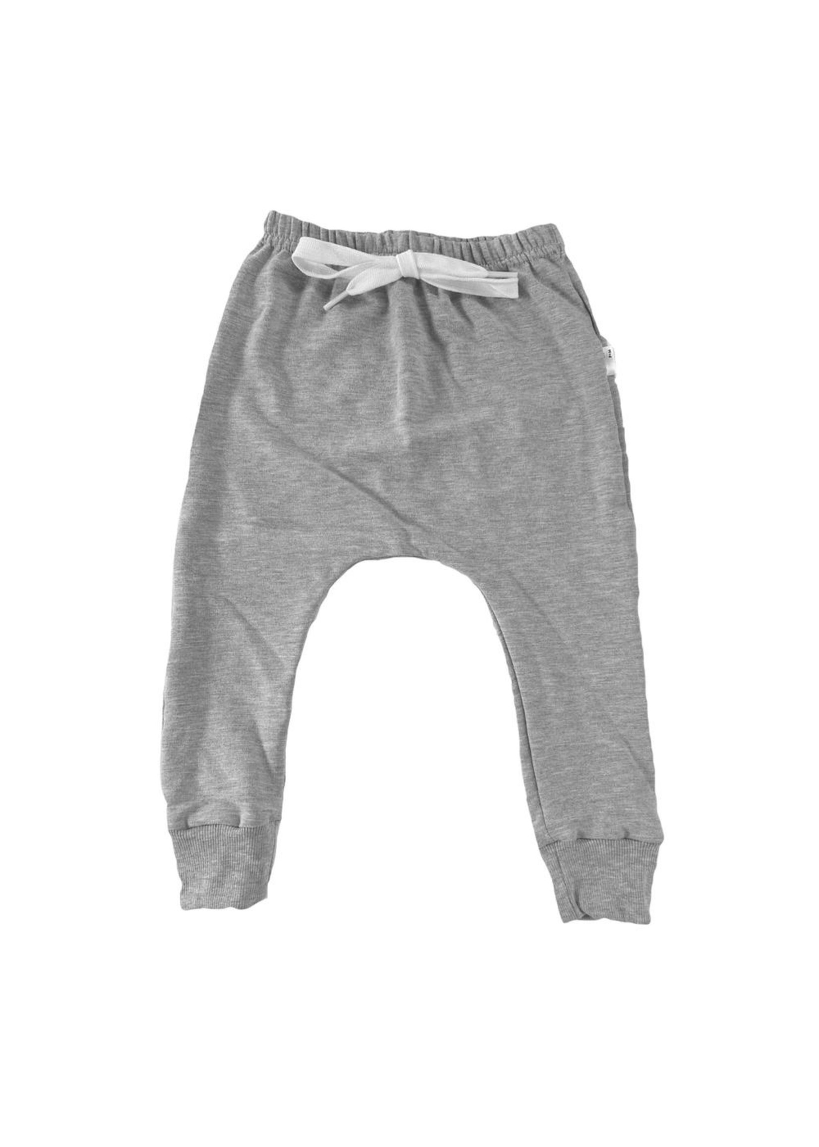 Portage and Main Grey Joggers - 1/2T