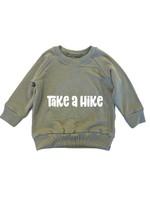 Portage and Main Take a Hike Olive - 3/4T
