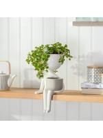 Torre & Tagus Plant Pal Shelf Sitter Planter