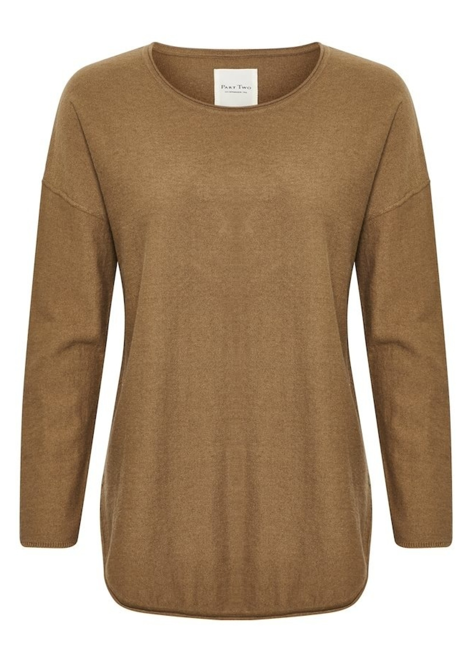 Part Two Iliviasa Long Sleeve Sweater