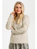 Cream Jula Knit Pullover