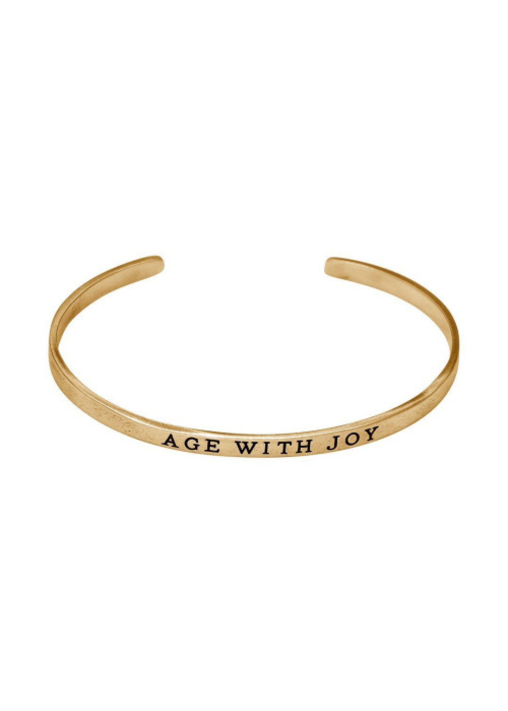 Waxing Poetic Age With Joy Cuff