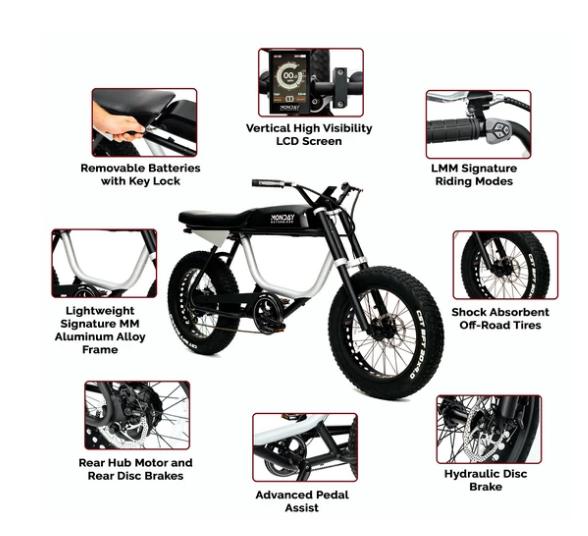 Monday Motorbikes Anza
