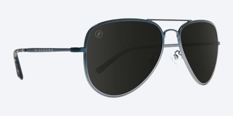 Blenders Eyewear MIDNIGHT ZONE GREY / SMOKE A SERIES